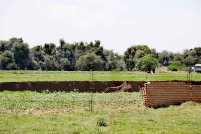 Se extiende el socavón de Puebla