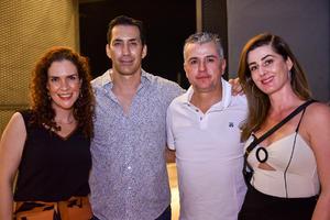 05062021 Poncho, Nadia Garza Tijerina,  Juliana,  Daniel González.