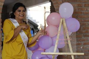 06062021 Despedida de soltera Sandra Guadalupe Escobar, organizada por su hermana, Yadira Escobar. Se casa con Daniel Magallanes el 31 julio.