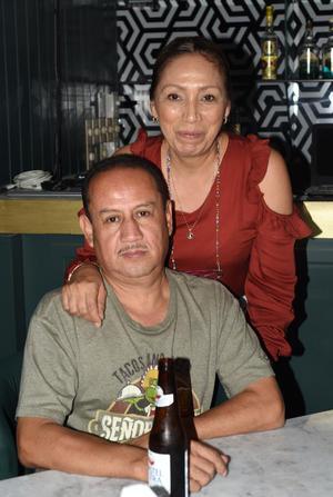 08062021 Martha Godoy y Jorge Luis Álvarez.