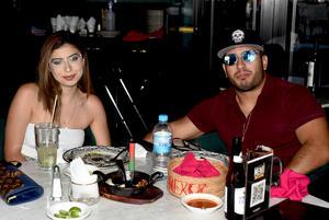 08062021 Emilio Suerte y Mónica Morales.