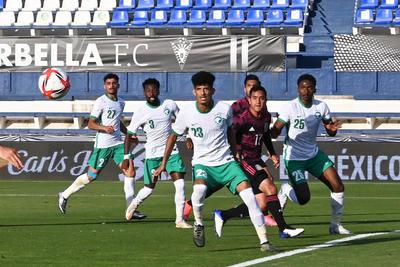 Selección Olímpica deja ir la victoria tras cobro penal de Arabia
