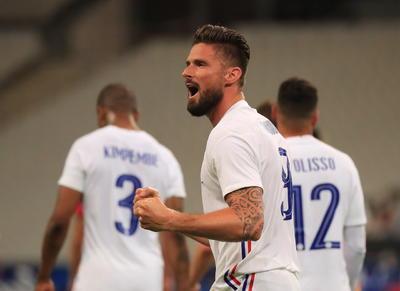Francia vence a Bulgaria en amistoso previo a la Eurocopa