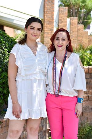 09062021 Mariam Soto y Gloria Alicia Soto.