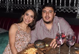 09062021 Astrid Díaz y Fernando Potisek.