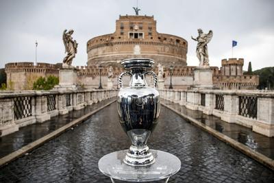 Roma se alista para albergar el partido inaugural de la Eurocopa 2021