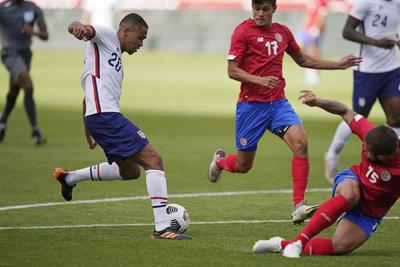 EUA aplasta 4-0 a Costa Rica en amistoso
