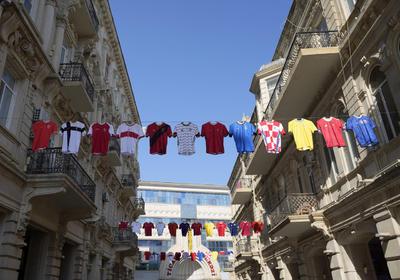 Azerbaijan Euro 2020 Soccer