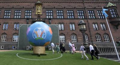 Denmark Euro 2020 Soccer