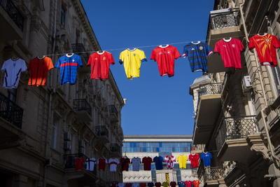 Así lucen las sedes de la Eurocopa 2020 a un día de su inicio