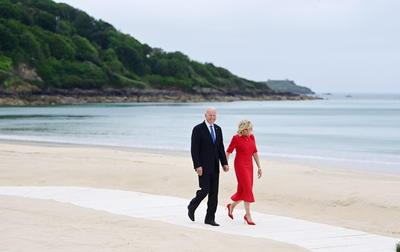 G7, primera gran cumbre internacional desde la pandemia