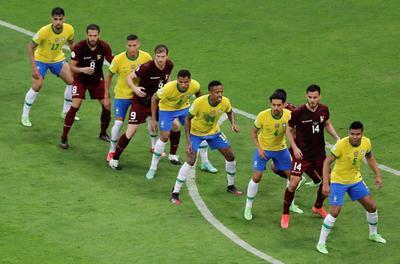 Brasil abre la Copa América 2021 con fácil victoria sobre Venezuela