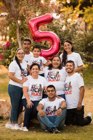 13062021 Cumpleaños número 5 de Max acompañado de la familia Moreno Esquivel.
