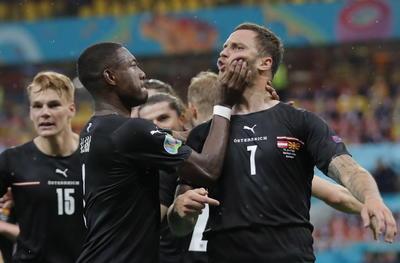 Gestos de Arnautovic en duelo de la Euro causan polémica