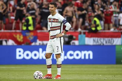 Cristiano suma nuevos récords históricos en la Eurocopa
