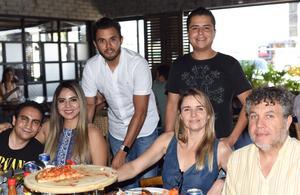 15062021 Diego, Carlos, Hugo, Alejandra, Ilse y Roberto.