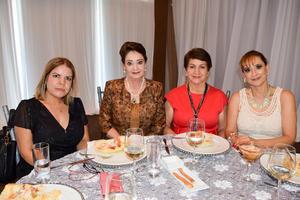 16062021 Lili, Marina, Lucha y Rosy.
