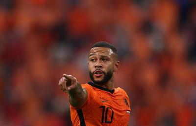 Memphis Depay y Denzel Dumfries anotan en triunfo de Holanda sobre Austria