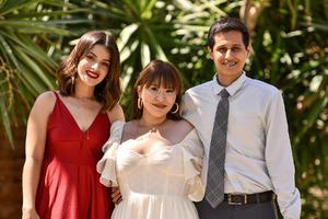 18062021  Paulina Mayorga, Arely Martínez y Gabriela Valle.