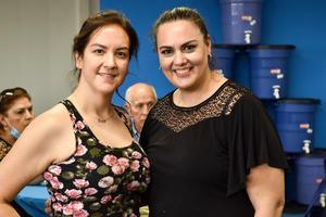 17062021 Priscila Santacruz y Aida Murguía.