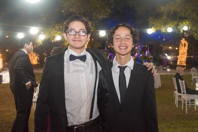 Carlos y Marcelo.