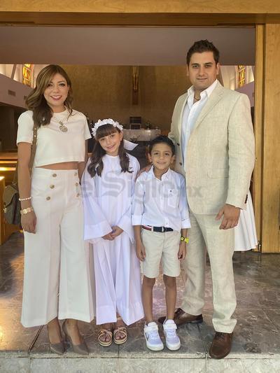 Familia Gregory.