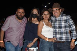 21062021 Mario, Margarita, Martha y Carlos.