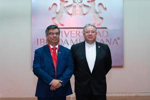 23062021 Maestro Juan Luis Hernández, nuevo rector Ibero, padre provincial de la compañía de Jesús en México, Luis Gerardo Moro Madrid.
