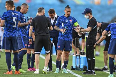 Spain Slovakia Euro 2020 Soccer