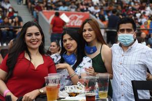 25062021 Dafne, Rocío, Iris y Luis.