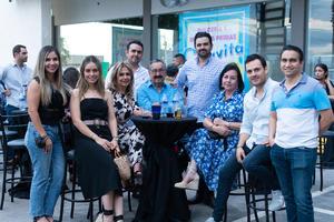 27062021 Ilze, Melisa, Marita, Fernando, Jorge, Aracely, Eduardo, Roberto y Fernando.