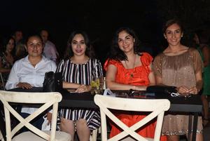 30062021 Anabel Gutiérrez, Ana Magallanes, Grethel Romo y Elisa Delgado.