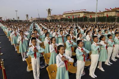 Partido Comunista de China celebra su centenario