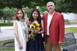 02072021 Lucy Garza, Paula Ayala, Mario Fernando Ayala.