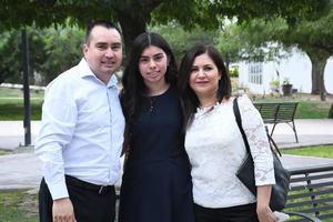 02072021 Ernesto Figueroa, Vanessa Figueroa y Verónica Garza.