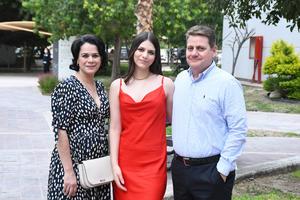 02072021 Cristina Ramírez, Inés Martínez y Nilo Martínez,