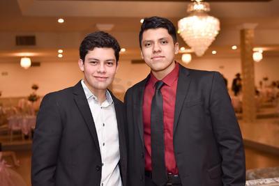 Luis y Jorge.