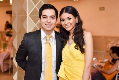 Arturo y Karla.