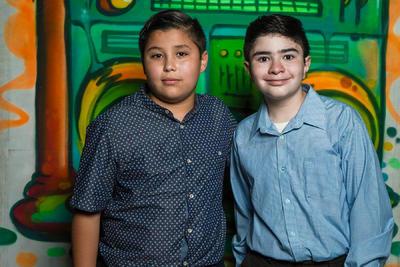 Pedro e Ignacio.
