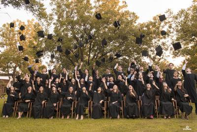 Graduación de secundaria.