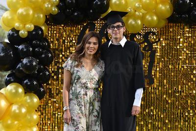 Lorena González y Fernando Gutiérrez.