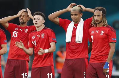 España es semifinalista de la EURO 2020 tras tanda de penaltis ante Suiza