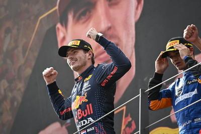 Max Verstappen gana el GP de Austria; aumenta ventaja en campeonato