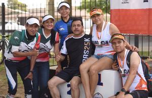 03072021 Fer, Ivonne, Jorge, Celia, Mónica y Carlos.