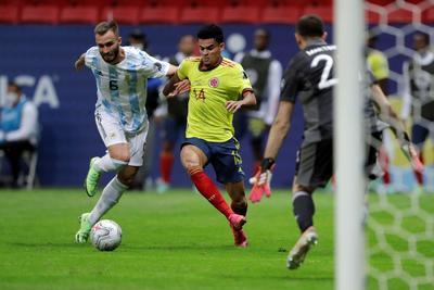 Argentina vence a Colombia en penales y enfrentará a Brasil en final de Copa América
