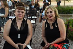 06072021 Simona Maximova y Martha Orduña.