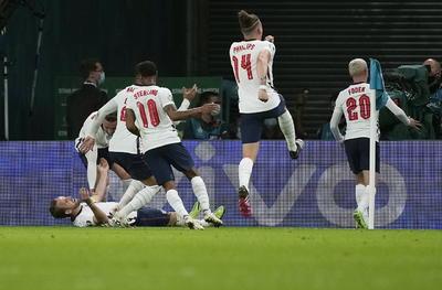 Inglaterra es finalista de la Euro 2020 tras vencer a Dinamarca
