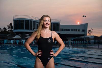 Su revancha ante la australiana Ariarne Titmus promete ser un gran espectáculo en los 400 metros.