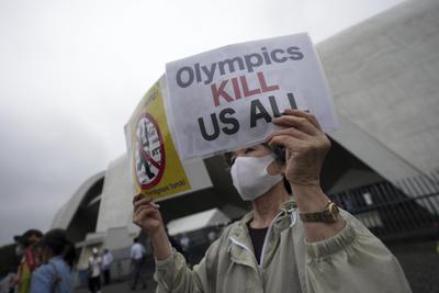 Antorcha olímpica llega a su etapa final