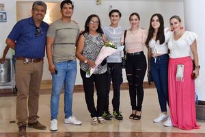 09072021 Ricardo, Cesar, Elba, Elex, Daniela, Mía y Martha.